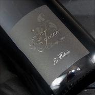 Champagne Cedric Bouchard Roses de Jeanne La Boloree 2014