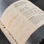 Champagne Jacques Selosse Cramant- Chemin de ChâlonsNV