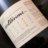 Champagne Jacques Selosse Extra Brut Blanc de Blancs Millésimé 1998 magnum