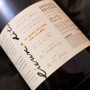 Champagne Jacques Selosse Carelles Mesnil Oger