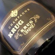 Champagne Krug Brut Vintage 1961