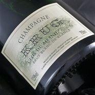 Champagne Krug Clos du Mesnil 1990