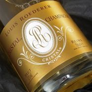 Champagne Cristal Brut 1981 -7cm