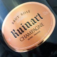 Champagne Ruinart RoseNV