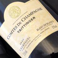 Champagne Taittinger Comtes de Champagne Blanc 1990