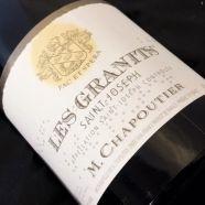 Chapoutier Saint Joseph Les Granits 2002 magnum