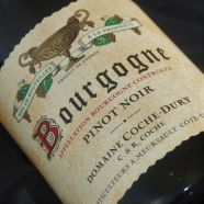 Domaine Coche Dury Bourgogne Rouge 2012