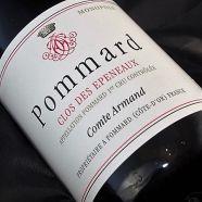 Domaine Comte Armand Pommard Clos Epeneaux 2015