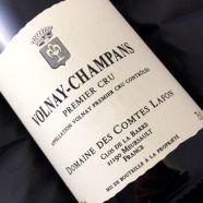 Domaine Comtes Lafon Volnay Champans 2014