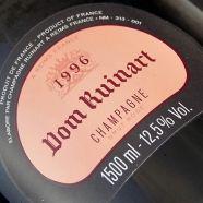 Champagne Dom Ruinart Rose 1998