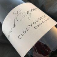Domaine d Eugenie Clos Vougeot 2015