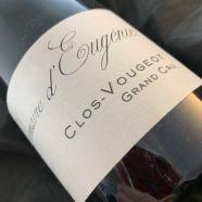 Domaine d Eugenie Clos Vougeot 2018