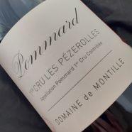 Domaine De Montille Pommard Pezerolles 2017