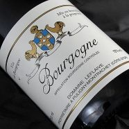 Domaine Leflaive Bourgogne Blanc 2018