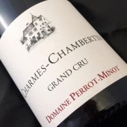 Domaine Perrot Minot Charmes Chambertin 2018