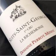 Domaine Perrot Minot Nuits Saint-Georges La Richemone 2016