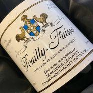 Domaines Leflaive Pouilly Fuissé 2017