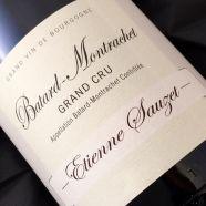 Domaine Sauzet Batard Montrachet 2016