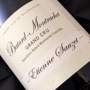 Domaine Sauzet Batard Montrachet 2013