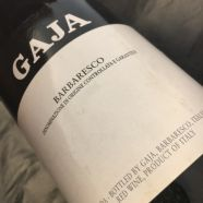 Gaja Barbaresco 1998 double-magnum