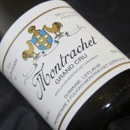 Domaine Leflaive Montrachet 2002
