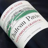 Château Pavie 1975 BG ETA