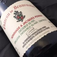 Beaucastel CDP Rouge Hommage a J Perrin 2015 magnum