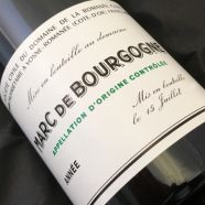 Domaine Romanée Conti Marc de Bourgogne 1986