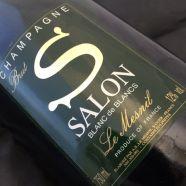 Champagne Salon 2002 magnum