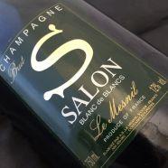 Champagne Salon 2007 magnum