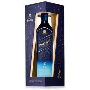 Whisky Johnnie Walker Blue Label Winter Edition bouteille-70 cl